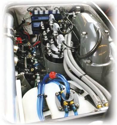 Kawasaki Waveblaster Exhaust